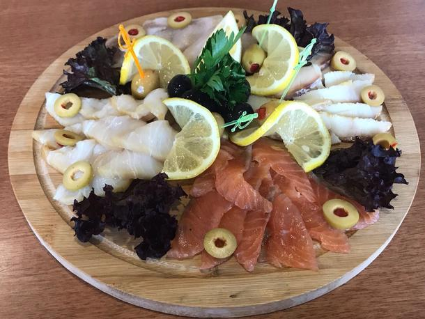 Платтер рыбный