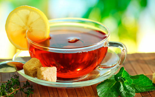 Чай в ассортименте / лимон/сахар